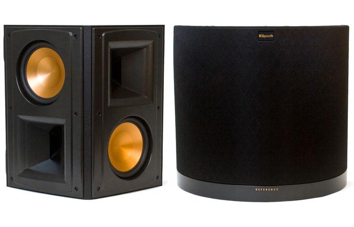 klipsch reference rs 52 ii audioconcept. Black Bedroom Furniture Sets. Home Design Ideas